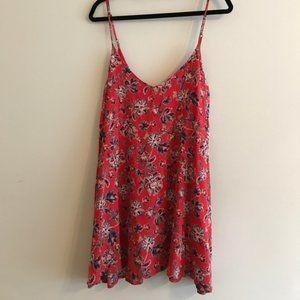 🌿Urban Outfitters Ecote Floral Boho Minidress